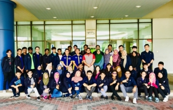 INDUSTRIAL VISIT TO KULIM ADVANCED TECHNOLOGIES